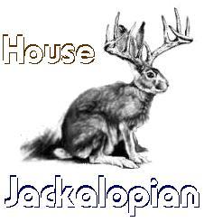 House Jackalopean