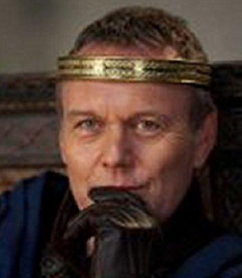 You're Uther!