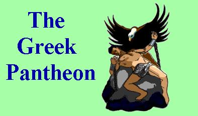 The Greek Pantheon is yours!