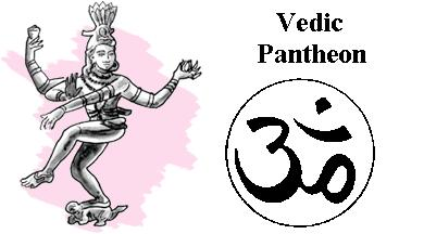 The Vedic Pantheon  is the one for you