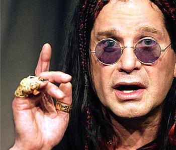 I'm Ozzy Osbourne!