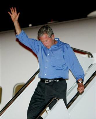 I'm Jesus Bush!