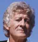 You are the Third Doctor