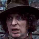 You are the Fourth Doctor