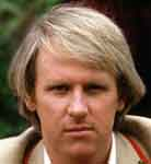 You are the Fifth Doctor