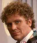 You are the Sixth Doctor
