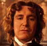 You are the Eighth Doctor